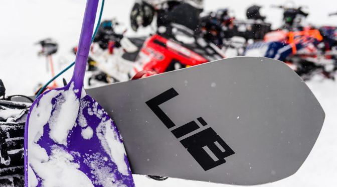 Naujos Lib-tech & Gnu snieglenčių technologijos